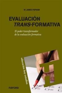 evaluacion trans - formativa popham w james envío gratis
