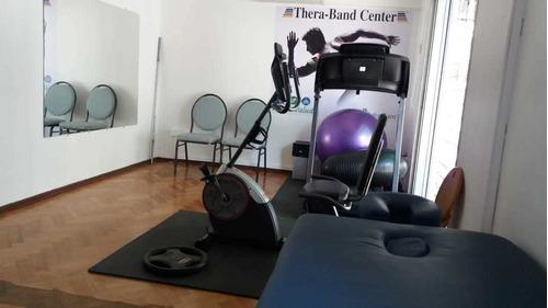 evaluación y tratamiento integral de la condición física.