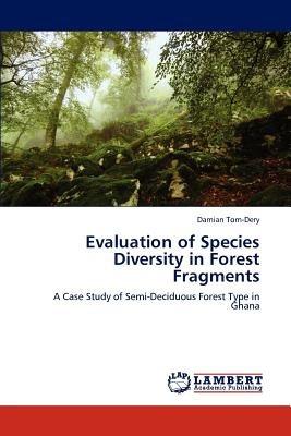evaluation of species diversity in forest fragm envío gratis