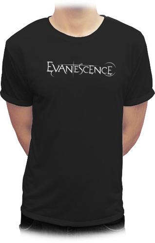 evanescence / playera para caballero /