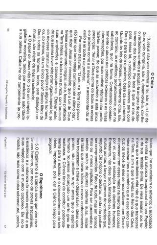 evangelho segundo o espiritismo (o) - letras gigantes
