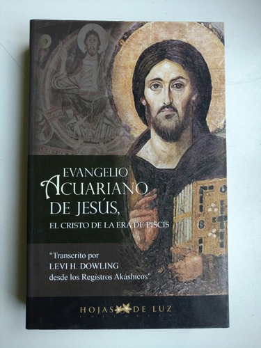 evangelio acuariano de jesús