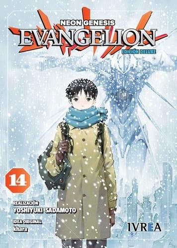evangelion deluxe 1 al 14 - sadamoto/gainax - ivrea -  c/u