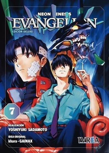 evangelion edicion deluxe 07 - yoshiyuki sadamoto
