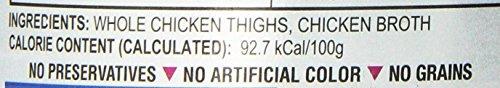 evangers 776160 muslos de pollo entero envasados rra mano si