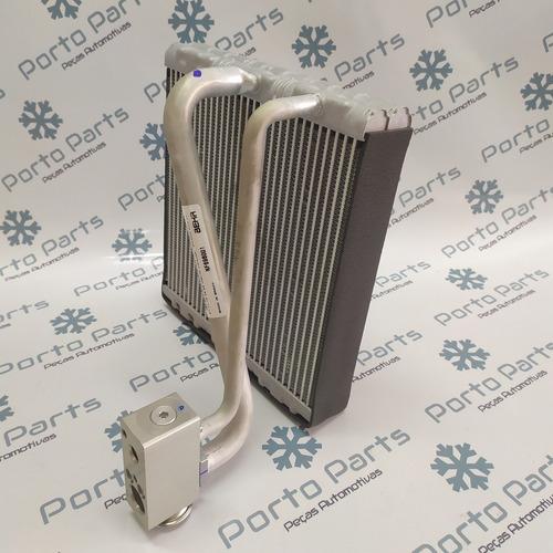 evaporador ar cond sandero 2008 até 2012 original + válvula