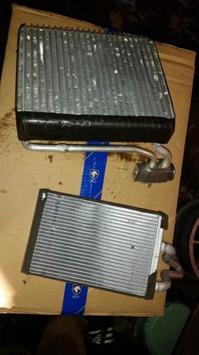 evaporador con intercambiador calorifico para centauro icko.