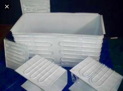 evaporador congelador y paplaca  a medida para heladeras
