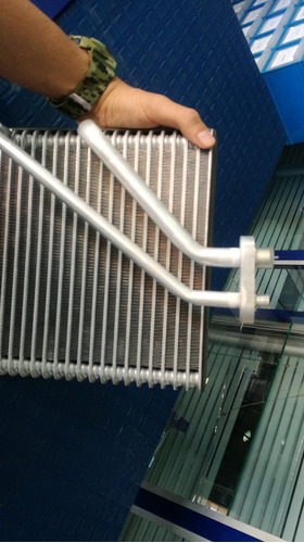 evaporador de aire acondicionado chevrolet aveo , optra