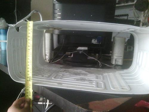 evaporador de nevera.