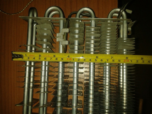 evaporador de nevera sin escarcha tamaño 48x22x6 cnts
