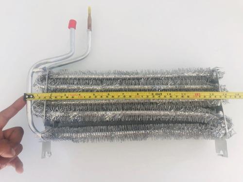 evaporador serpentin refrigerador mabe original 36x17cm