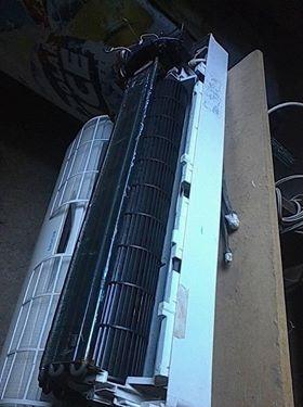 evaporadora mini split de 18 mil btu tauro para repuesto