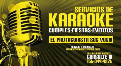 eventos alquiler karaoke