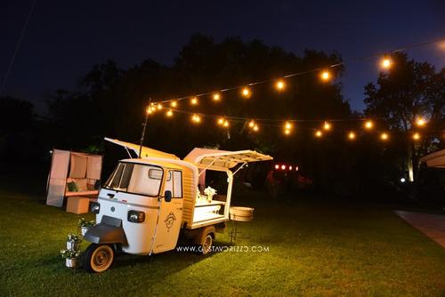 eventos barra tragos bar food truck cumpleaños casamientos