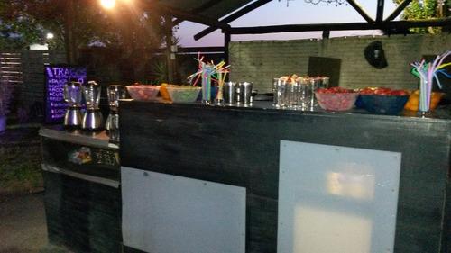 eventos barra tragos servicio fiestas