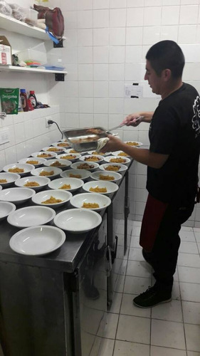 eventos catering lunch pizza mesa dulce barra chopera mozos