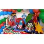 Figuras Mdf, Decoracion, Fiestas Infantiles, Globos, Tematic