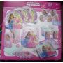 Kit Para Fiestas Combo Niñas Barbie Economico