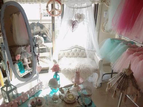 eventos de lujo para niñas a domicilio