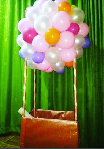 eventos decoración con globos