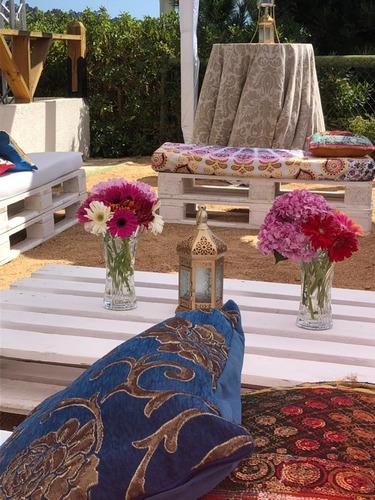 eventos decoración lounge