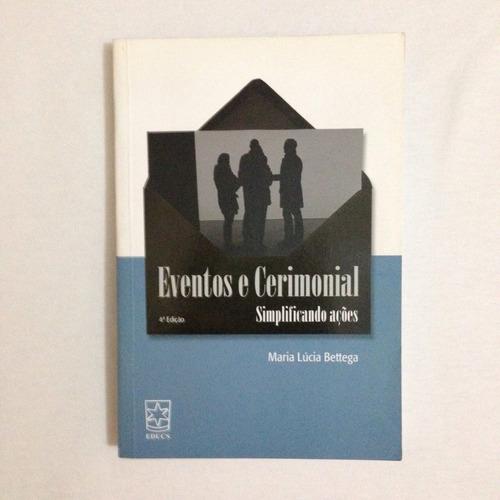 eventos e cerimonial - simplificando ações