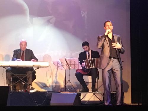 eventos fiesta show cantante