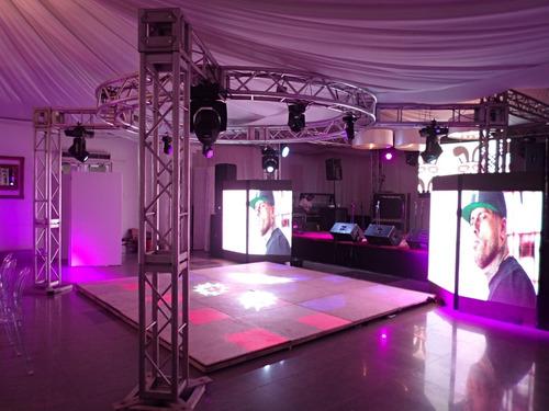 eventos, fiestas audio visual,