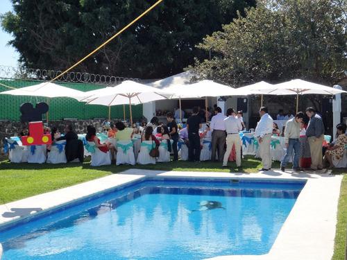 eventos, fiestas jardin
