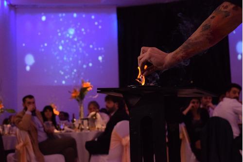 eventos fiestas magia show