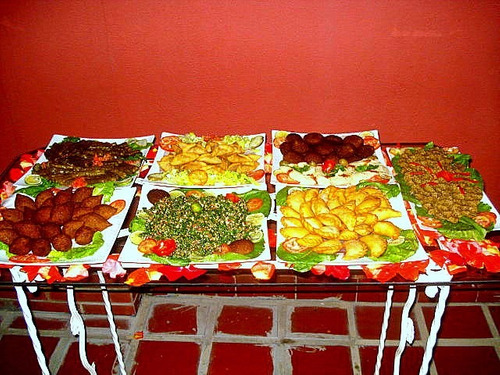 eventos, fiestas shawarma