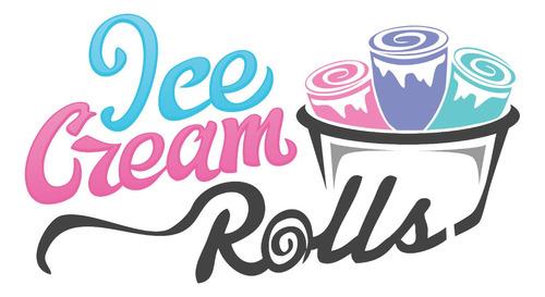 eventos ice cream rolls helado en rollos helado tailandes