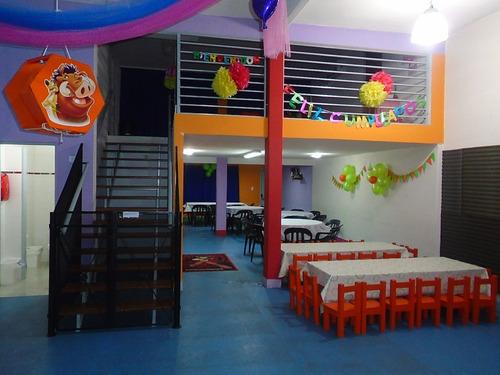 eventos infantiles salon