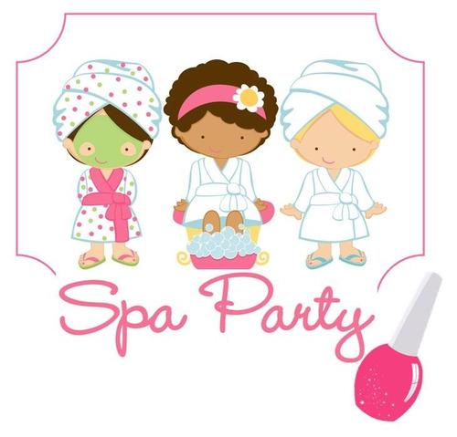eventos infantiles- spa party