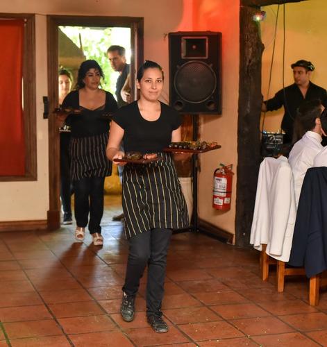 eventos mozos camareras personal fiestas