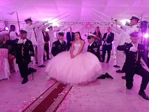 eventos para 15 años, matrimonios ect.