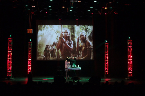 eventos proyector, video beam alquiler sonido luces polvora