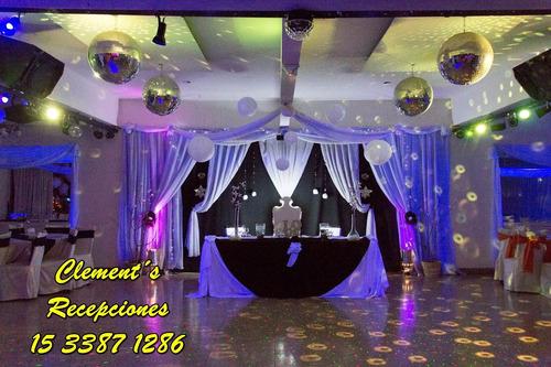 eventos servicio salon