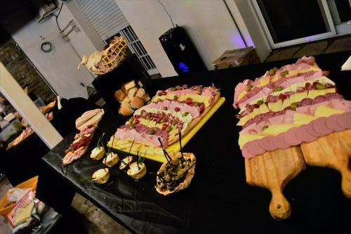 eventos servicios pizza party