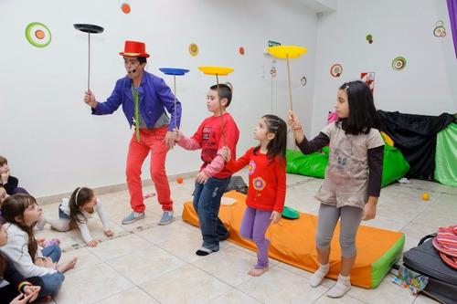 eventos show fiesta animacion infantil circo