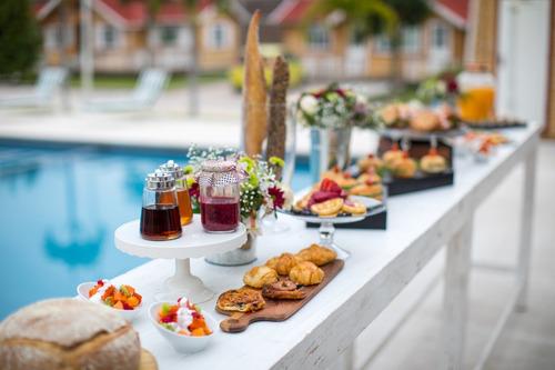 eventos sociales, banquetería, catering, renta mobiliario