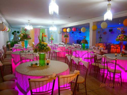 eventos y recepciones celestial club