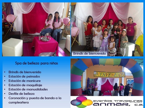 eventos,pared escalar,tirolina,inflables,spa,recreadores