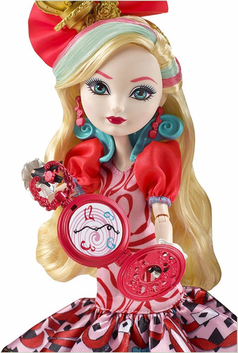 ever after high apple white jugueteria  bunny toys