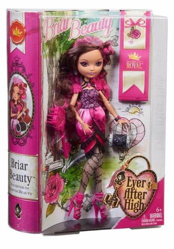 ever after high briar beauty primera edición