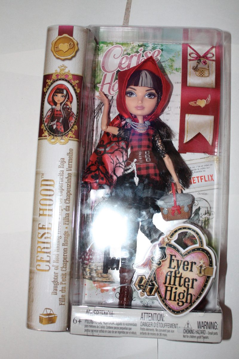 Ever after high cerise hood de mattel nueva original - Manger des vers de cerise ...