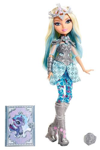 ever after high dragon juegos darling charming doll...