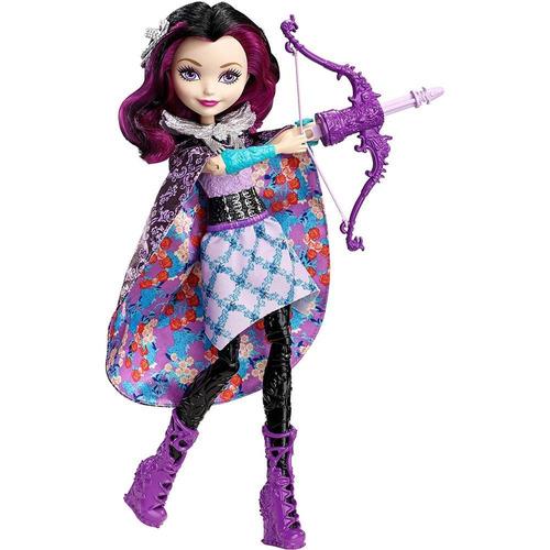 ever after high flecha mágica raven queen filha da rainha má