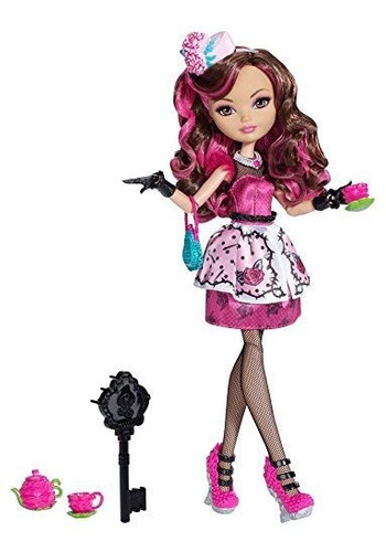 ever after high hattrapice briar beauty doll